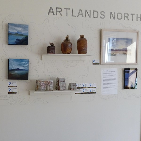 Artlands North, Timespan, Helmsdale