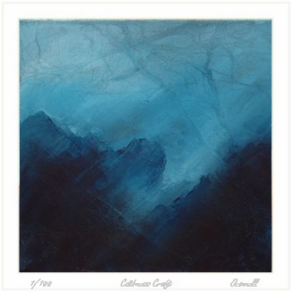 Skye Cuillin Scottish abstract art prints