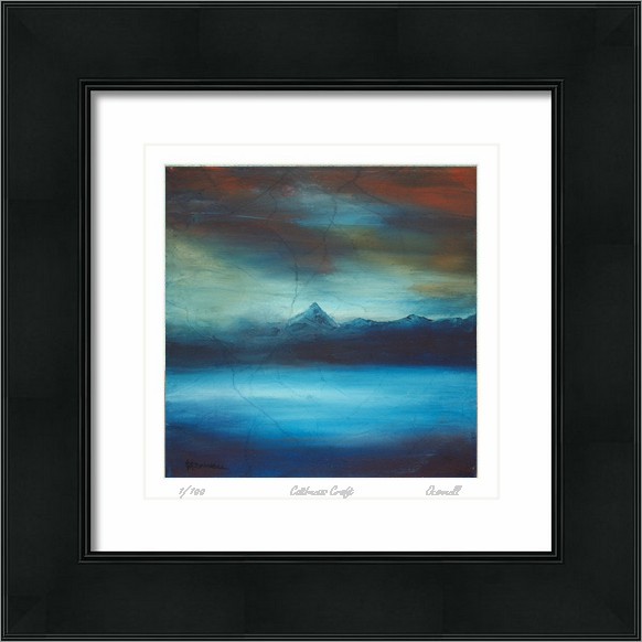 Rannoch winter original art paintings