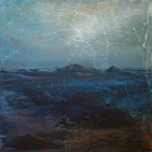 Caithness Starlight painting