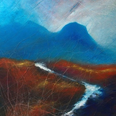 Cuillin mountain prints