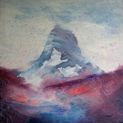 Scottish mountain giclee prints
