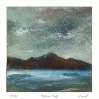 Modern Scottish landscape giclee prints