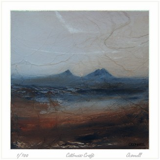 Contemporary scottish limited edition giclee landscape prints