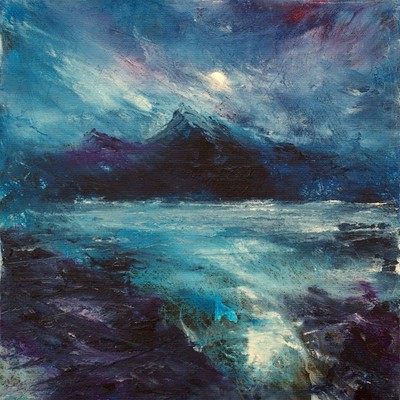 dramatic Scottish giclees